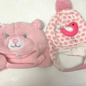 Other - Bundle of 2 winter hats from Dillard's infants